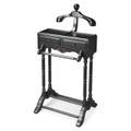 GENTLEMANS VALET STAND - BLACK LICORICE FINISH - MENS VALET - FREE SHIPPING*