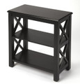 BRIARCLIFF BOOKCASE - BLACK FINISH - FREE SHIPPING*