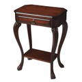 GLEN COVE SIDE TABLE - END TABLE - PLANTATION CHERRY FINISH - FREE SHIPPING*