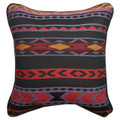 """CIMARRON CANYON"" TAPESTRY PILLOW - 17"" SQUARE - SOUTHWEST DECOR"