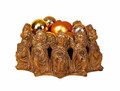 CHRISTMAS DECORATIONS - HEAVENLY ANGELS CENTERPIECE