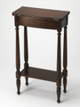 """PARK ROYAL"" CONSOLE TABLE - PLANTATION CHERRY FINISH - FREE SHIPPING*"