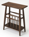OAK PARK MAGAZINE RACK TABLE - FREE SHIPPING*