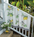 """BIRDS IN THE ORCHARD THROW BLANKET - 50"""" X 60"""" - CHICKADEE - GOLDFINCH"""