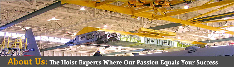 About Hoist and Crane Depot The Hoist Experts