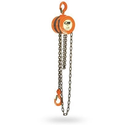 Budgit 622 Hand chain hoist replacement parts