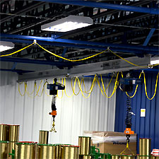 Cealing Mounted Air Hoist