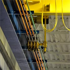 Conductor Bar and Festoon Cable