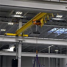 Overhaed Crane and Hoist System