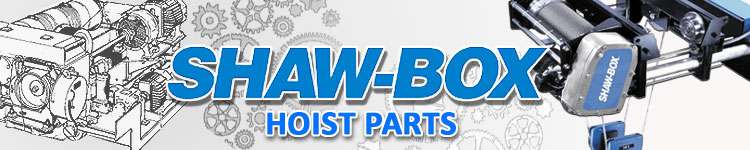 Shaw Box Wire Rope Parts