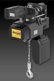 Street Electric Powered Chain Hoists