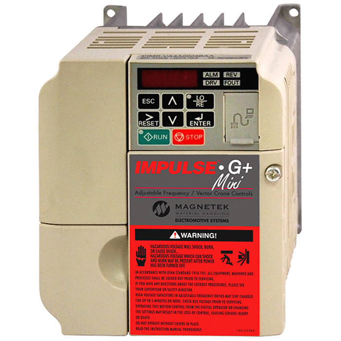 Magnetek Impulse Frequency Drive Unit 1 & 2 HP - G+ Mini (460V) on