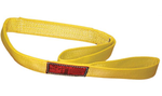 Nylon Eye and Eye Web Sling 2 ply 1 inch wide: EEF-2-901
