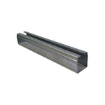 Festoon C-Track Galvanized Steel 10 ft Section: F-CT10 & F-12CT10