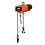 CM Man Guard Electric Chain Hoist 1/4 Ton