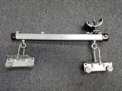 C-Track Control Box Trolley (Standard and Heavy Duty: F-CCB, F-CCBX1, F-CCB-2, R-CCB, F-12CCB, F-12CCB-2, R-12CCB)