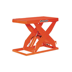 Presto XL Series Scissor Lift Table: XL36-20, XL36-30, XL36-40, XL36-50, XL36-60