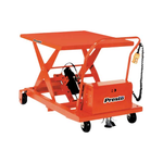 Presto XBP Series Portable Battery Operated Scissor Lift Table: XBP24-10, XBP24-15, XBP36-10, XBP36-15