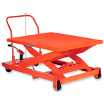 Presto XP Series Manual Portable Scissor Lift Table: XP24-10, XP24-15, XP24-300, XP24-600, XP36-10, XP36-15