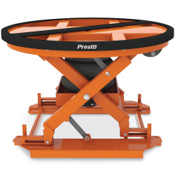 Presto P3 Pallet Positioner: Part # P3-AA