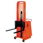 Presto Manual Drive Counter Weight Stacker CW Series: C62A-1000, C62A-200, C62A-400, C62A-600, C62A-800, C74A-1000, C74A-200, C74A-400, C74A-600, C74A-800