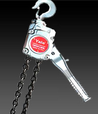 Lever Chain Ratchet Hoist