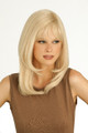 PC106 Human Hair Hand Tied Monotop Wig by Louis Ferre