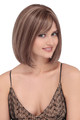 PLF009HM Platinum Lace Front 009 HT Human Hair Hand Tied Wig by Louis Ferre