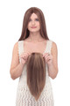 TP4004 Toppiece Mono Human Hair Hairpiece by Louis Ferre