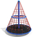 The Apollo Rotating Climber will add a unique feeling to any playground!