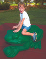 Filbert the Frog animal sculpture by Little Tikes Commercial