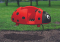 Scarlet the Ladybug's realistic colors and look are perfect for any outdoor play!