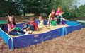 Your kids will LOVE playing in the SandBuilders Sandbox