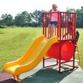 Tree House Fun Slide
