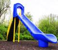 7' Straight Sectional Slide