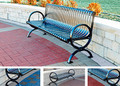 Wellington Bench and details
