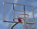 Acrylic Basketball Backstop
