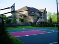FlexCourt courts can be customized.