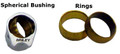 Briley Bushing and Ring Combo