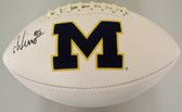Chase Winovich Auto Football U of M Michigan Wolverines ~ Signed & JSA Certified