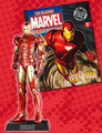 IRON MAN FIGURE - CLASSIC MARVEL FIGURINE- AVENGERS