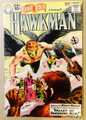 BRAVE AND THE BOLD #35 2ND APPEARANCE OF HAWKMAN 1961 VF