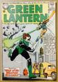 GREEN LANTERN #25 1963 VF