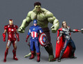 ** ALL HOT TOYS FIGURES **