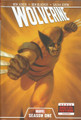 FREE W/$350 PURCHASE -  WOLVERINE SEASON ONE PREMIER HC