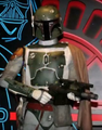 STAR WARS BOBA FETT DELUXE - HOT TOYS FIGURE -EPISODE V THE EMPIRE STRIKES BACK