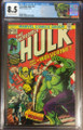 HULK #181 CGC 8.5 VF+  1ST APPEARANCE OF WOLVERINE !!!