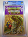 SWAMP THING #1 (1972) CGC 9.2 - TV SERIES COMING SOON !!