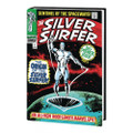 SILVER SURFER OMNIBUS HC STAN LEE COLLECTS #S 1-18