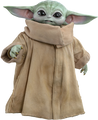 "STAR WARS THE CHILD (YODA) - LIFE SIZE 14""  HOT TOYS FIGURE -THE MANDALORIAN MMS"
